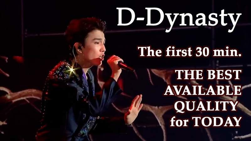 ДИМАШ / DIMASH - D-Dynasty (30 min in THE BEST AVAILABLE QUALITY) (RUS/ENG/ESP/FR/DE SUB)