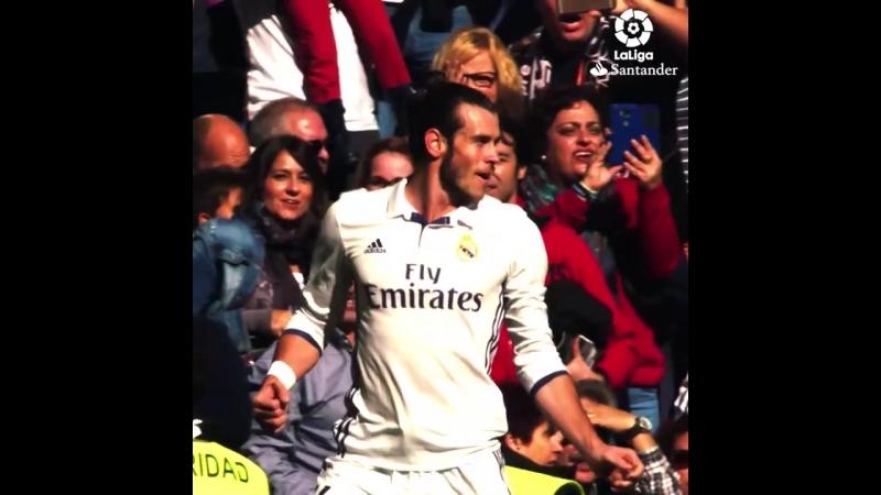 Игра Гарета Бэйла за Реал