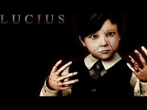 Lucius 1 Первый жутик на канале. Привыкаю к чувству страха.