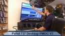 Panel 737 Desktop PMDG plug and play V2 Part 3 flight