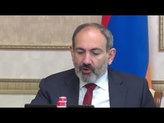 Վարչապետի կարևոր ելույթը Հայաստանի և Արցախի անվտանգության խորհրդի նիստի ժամանակ