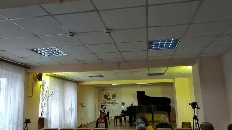 VID_20190414_V Открытый городской конкурс-фестиваль молодых концертмейстеров им. С.В. Ратнера.