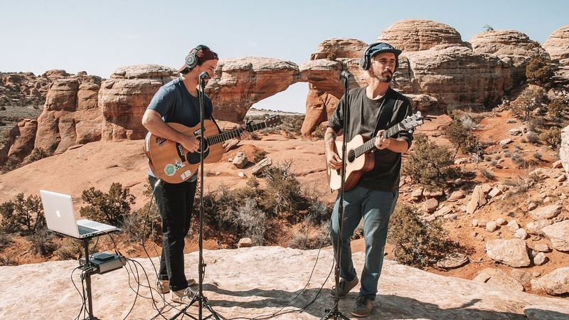 When You Look Me In The Eyes - Endless Summer (Jonas Brothers Cover) (The Arches)