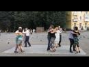 Школа В ритме танго Флешмоб