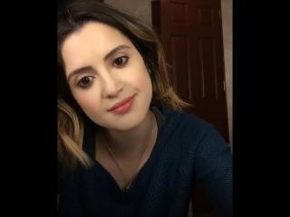 Трансляция Лоры в «Instagram» от 16 марта 2018