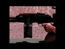 Slow Motion- PKM Machine Gun
