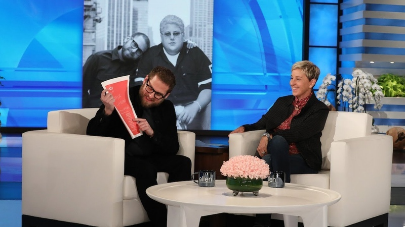 Jonah Hill on How We Are All 'Under Construction'