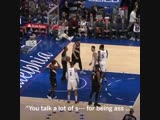 Ben Simmons doesnt want to hear that trash talk