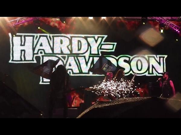 HARDY DAVIDSON Rock Show, Санкт-Петербург 🏍 Мотофестиваль St.Petersburg Harley®Days 2017