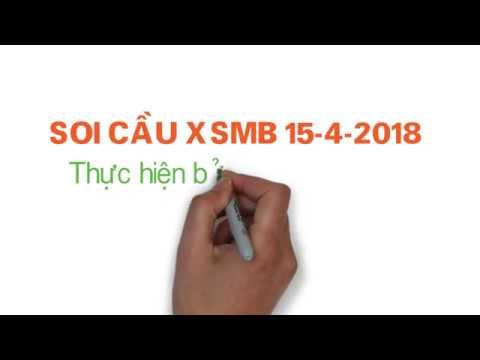 Soi cầu XSMB 15-4-2018 Dự đoán XS MB Win2888 chốt số đẹp hôm nay