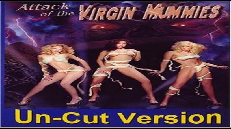 Attack Of The Virgin Mummies Daryl Carstensen 2004 Hanna Harper Violet Blue Nikki Love Pamela Christie