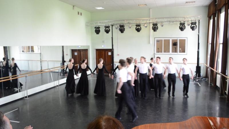 Чеченский танец Диана Кичева