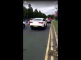 Mo Salah in car | #TAV