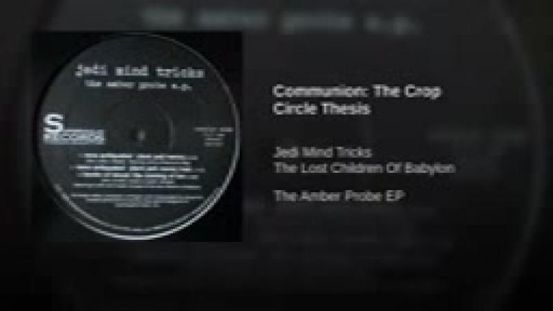 Jedi Mind Tricks - The Amber Probe EP