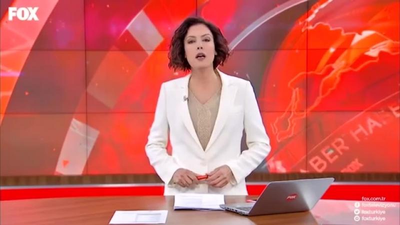10 Haziran 2018 Gülbin Tosun ile FOX Ana Haber Hafta Sonu