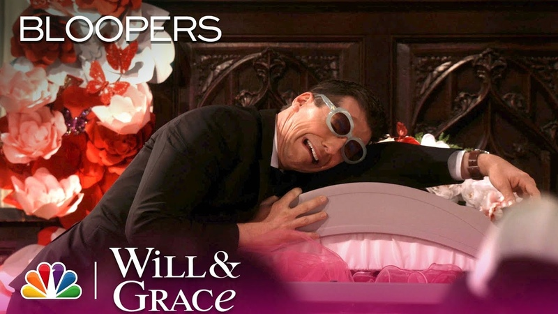 Will Grace - Outtakes and Bloopers: Pure Drama (Digital Exclusive)