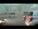На Тюмень обрушился мощный ураган