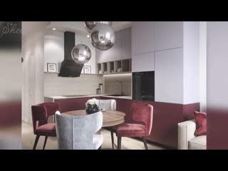 Обзор квартиры 40 кв.м. для молодой семьи
