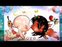 Что такое - детская любовь Вспомним её, слушая эту песенку А ты меня любишь С Днём Валентина.