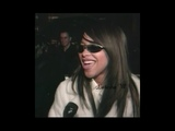 Aaliyah at the Anastasia Premiere