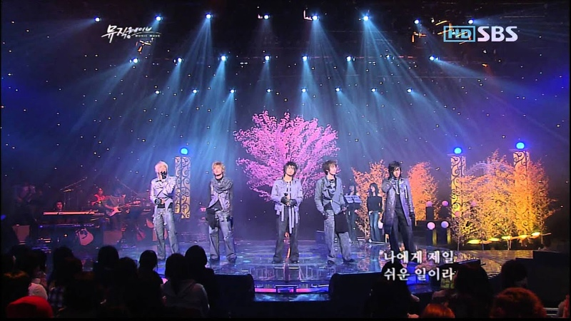 [Perf] 060221 SS501 Music Wave Audition Medley
