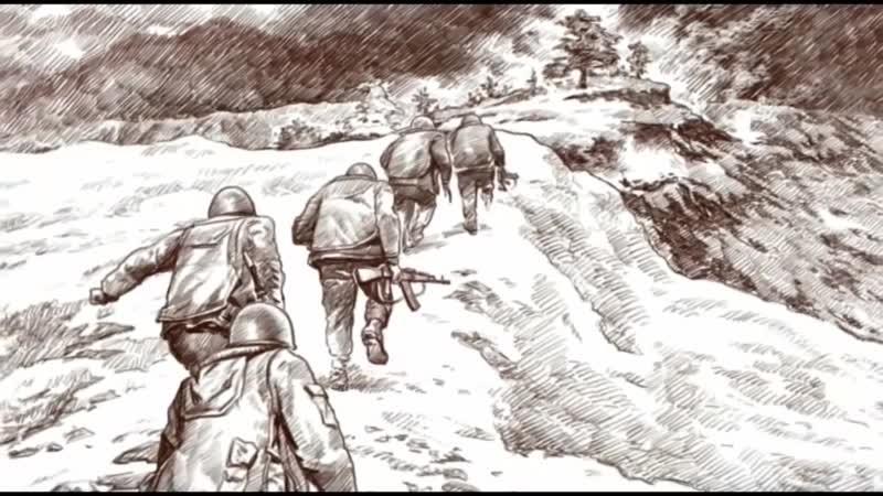 Афганистан 1988 Бой за высоту 3234 9 рота 345 ОПДП