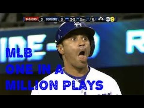 MLB One In a Million Plays