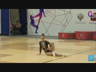 Голубева Полина 15-17, квалификация