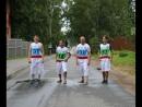 Реконструкция первого в стране легкоатлетического пробега на Родине спорта – Тярлево!