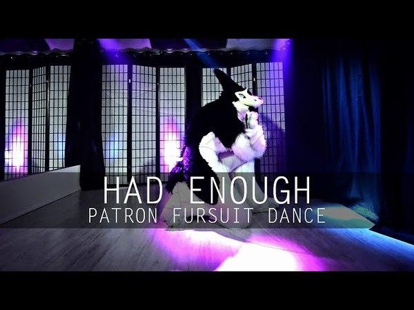 Rinn - Had Enough (Nineclub) Patron Sergal Fursuit Dance