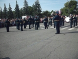 Плац-концерт Военного Оркестра Штаба Центрального Военного Округа в Абакане 26.08.2018
