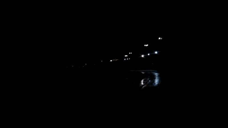 волны ночью релакс