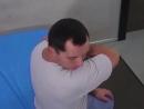 Гимнастика для шеи без музыки. Лечение гипертонии..mp4