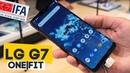 LG G7 One, G7 Fit и немного умного дома