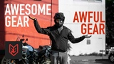 Awful &amp Awesome Motorcycle Gear - How to Spot the Difference