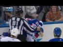 Steven Stamkos vs Pavel Buchnevich _ Tampa Bay Lightning vs New York Rangers NHL