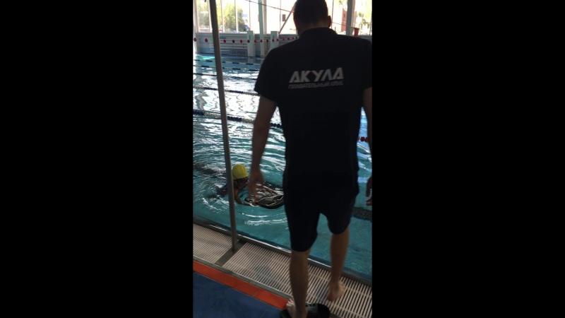 Тренер Терников М.С. от 30.09.2018 г.