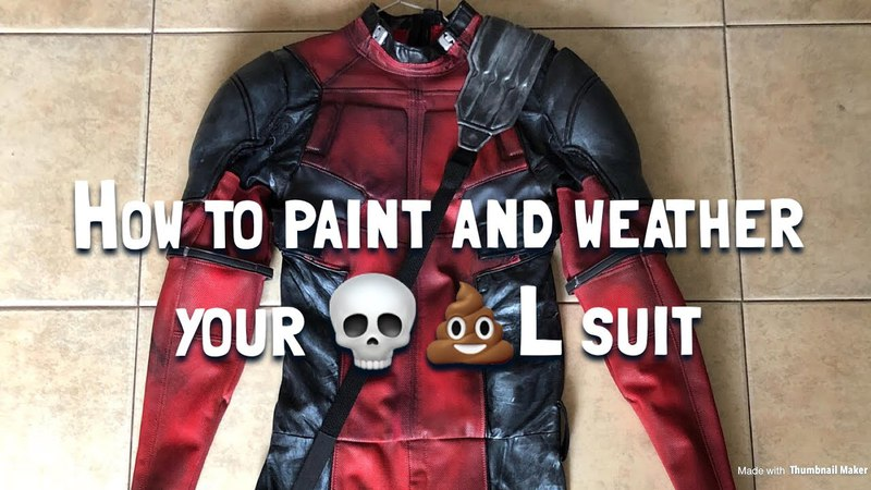 How to give your DP suit a touch up! Paint and weathering tutorial