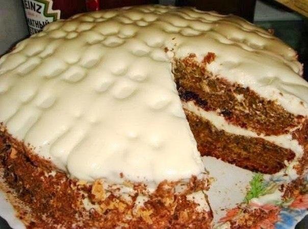Самый вкусный и быстрый торт