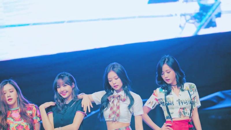 180524 BLACKPINK - WHISTLE @ Hanyang University Festival