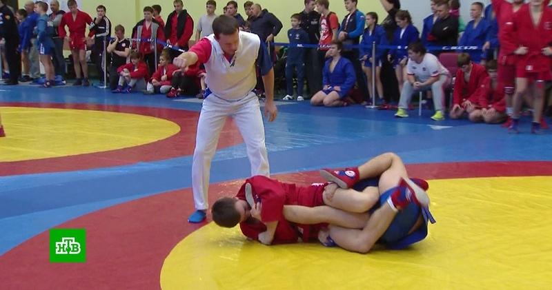 Самбо — 80: в России отмечают юбилей национального вида спорта