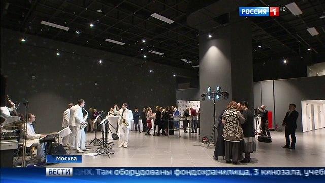 Вести-Москва • Музей кино разместится на ВДНХ