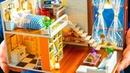 5 DIY Miniature Doll House Rooms *NEW* Room ~ Rapunzel Room Decor, Backpack