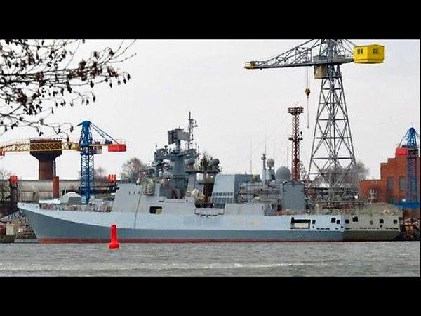 Украина таки добила российские фрегаты проекта 11356