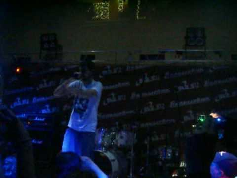 Noize MC - трек с финала батла 2007 года (Joan Osborne - Оne of us theme)
