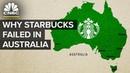 Why Starbucks Failed In Australia | CNBC