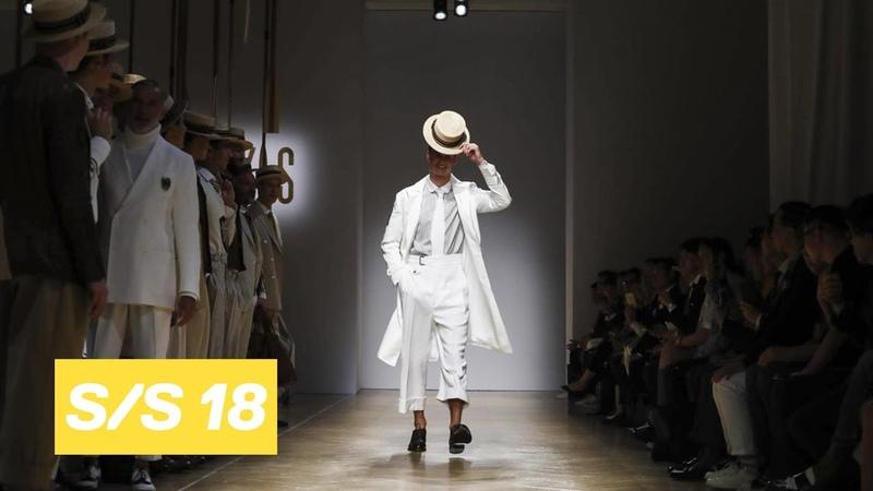 Daks SpringSummer 2018 | MFW | Milano Moda Uomo