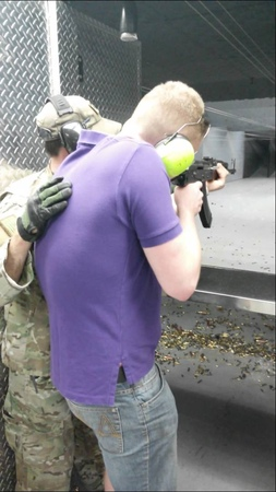 Ak-47 breaks and sticks full auto !