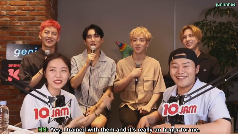 [ENG SUB] 180614 10Tube - HiNi Talking About Clutch Bag A.C.E