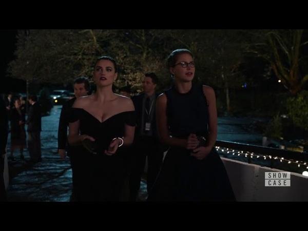 Supergirl 3x12 Party Scene/Lillian Luthor vs. Supergirl Part 1/2 Scene